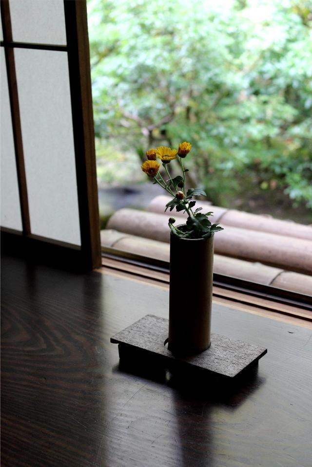 京都 瑠璃光院 /窓