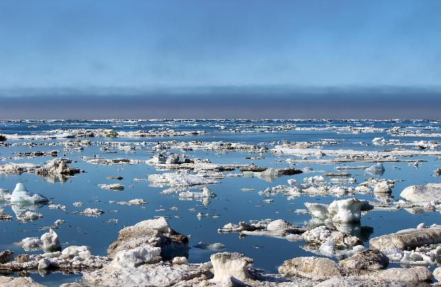 北極の町 バロー