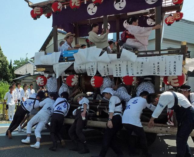 「多古町祇園祭」