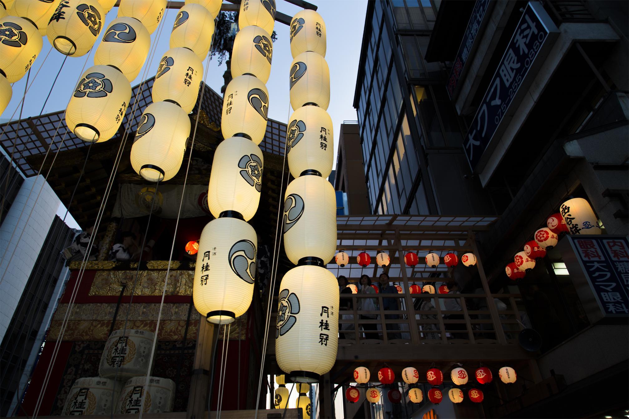祇園祭宵山/凾谷鉾