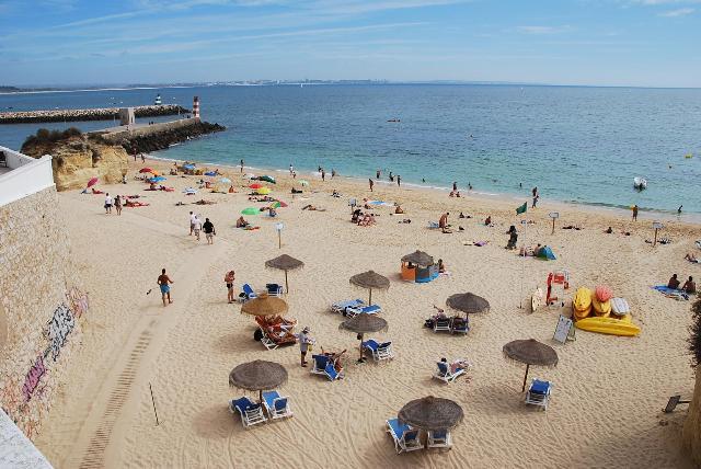 ラゴスのビーチ
