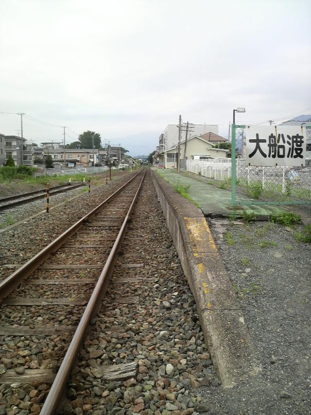 JR大船渡線:大船渡駅2