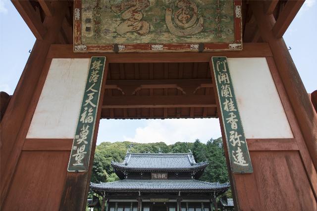 京都宇治黄檗/萬福寺