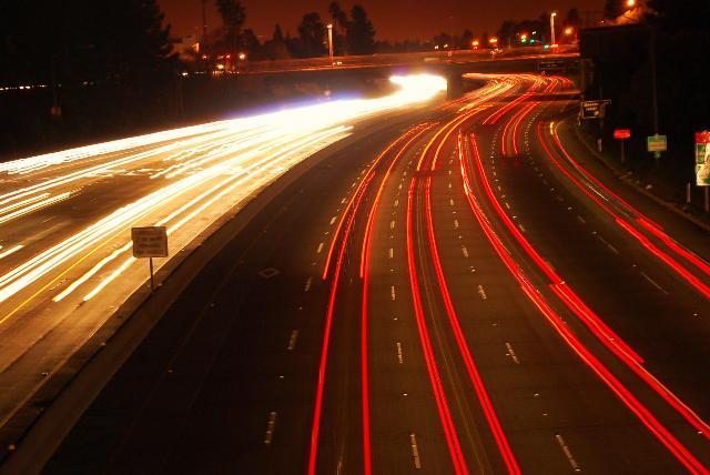 夜のフリーウェイ2