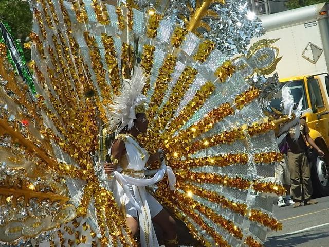 トロント(カナダ)カリビアンフェスティバル子供パレード