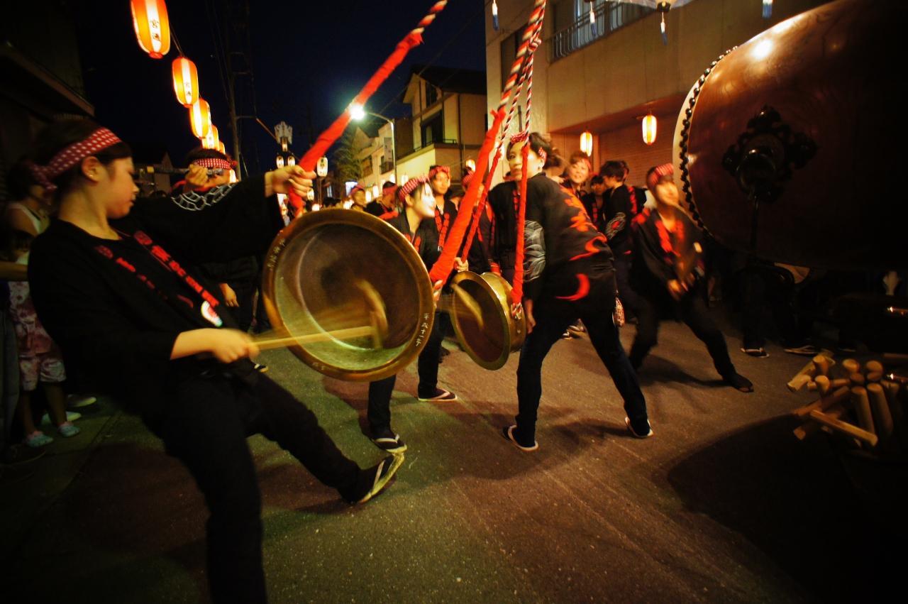 桑名石取祭