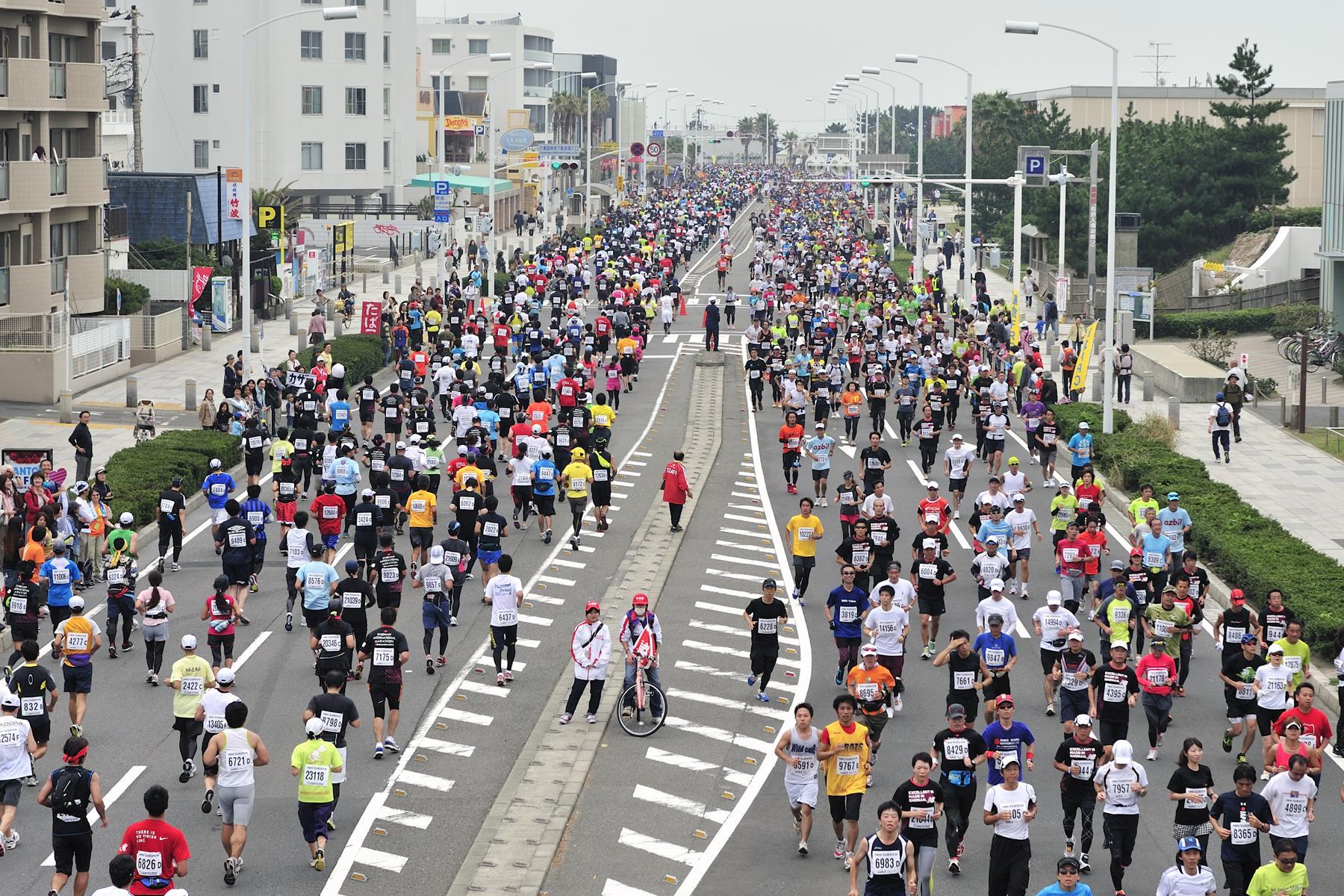 第6回湘南湘南国際マラソン