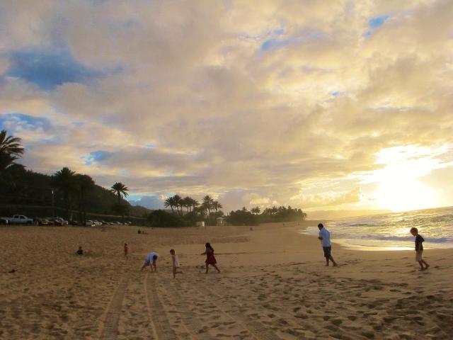 Hawaii Oahu ノースショア
