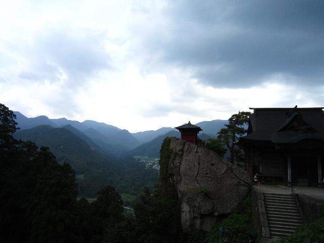 開山堂と納経堂
