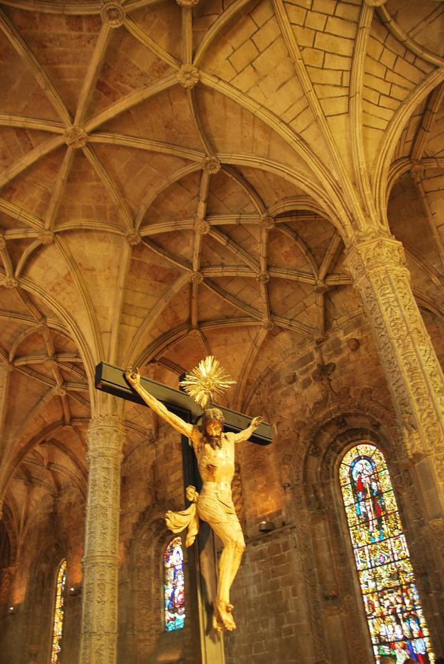 ジェロニモス修道院のキリスト