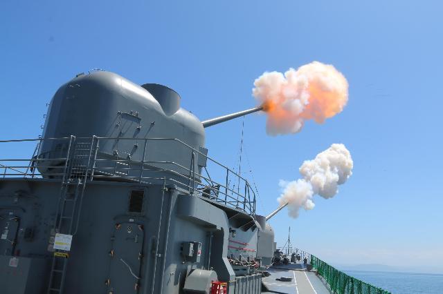 護衛艦 夏の海のイベント 舞鶴