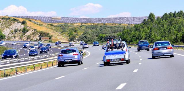 高速道路(フランス)